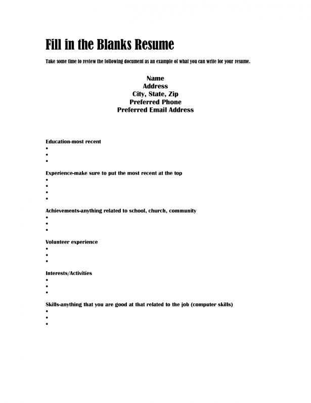Curriculum Vitae : Cv For Bank Accounting Letters Achievement ...