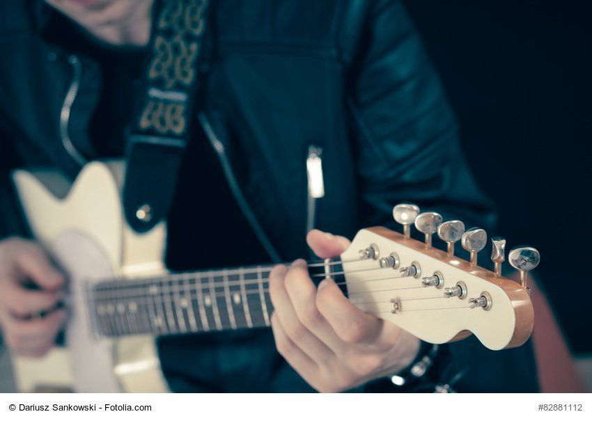 Become a Guitar Technician | Job Description & Salary