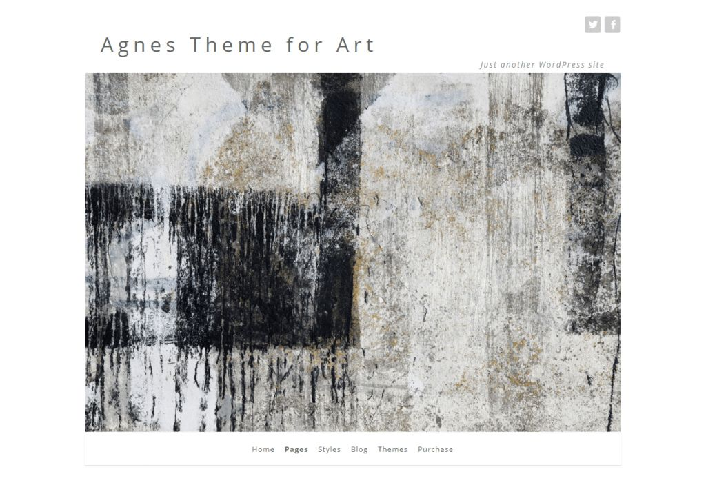 Artbiz: WordPress artist themes | Websites and Blogs for Artists