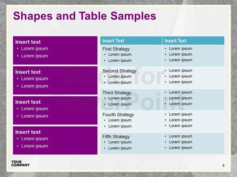 Business Case Presentation Template - 14 Editable PowerPoint Slides