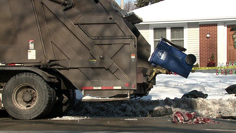 """We all need to slow down:"""" Garbage truck driver, beloved pastor ..."""