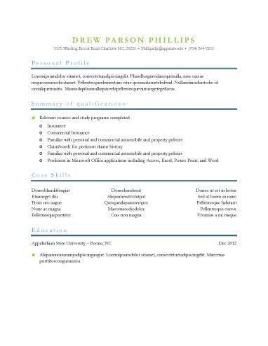 plain text format resume how to create a plain text ascii resume