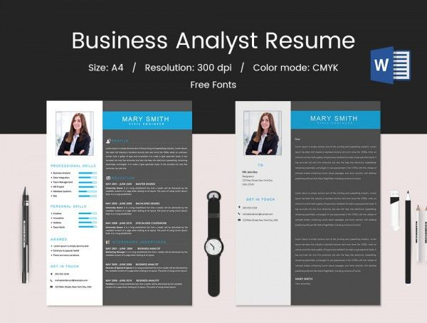28+ Resume Templates for Freshers - Free Samples, Examples ...