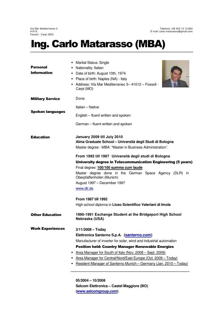 german resume template resume cv cover letter. compact academic cv ...