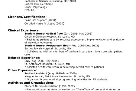 sample lpn resume one page for my love pinterest. lpn resume ...