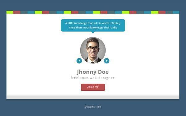 Bootstrap 3 Resumes and CV Templates | Arjun Amgain | Pulse | LinkedIn