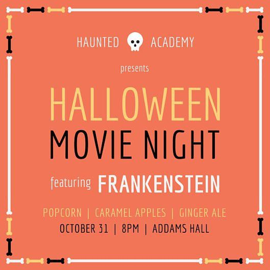 Movie Night Invitation Templates - Canva