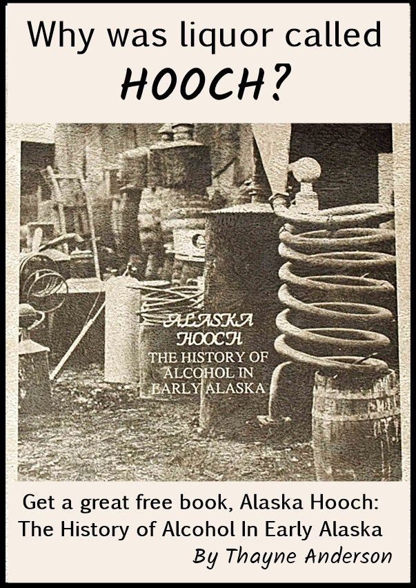 Origin of word 'Hooch' for Liquor - CulinaryLore.com