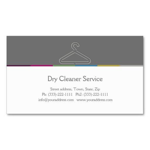 227 best Laundry Business Cards images on Pinterest   Business ...
