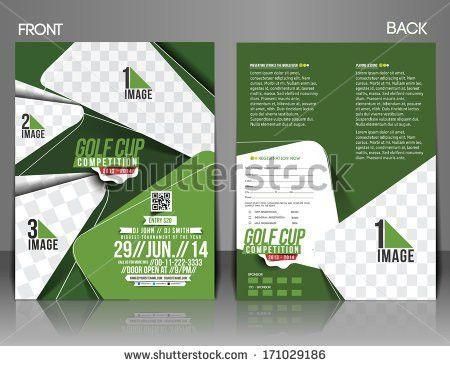 golf tournament flyer layout idea | Golf Tournament Poster Ideas ...