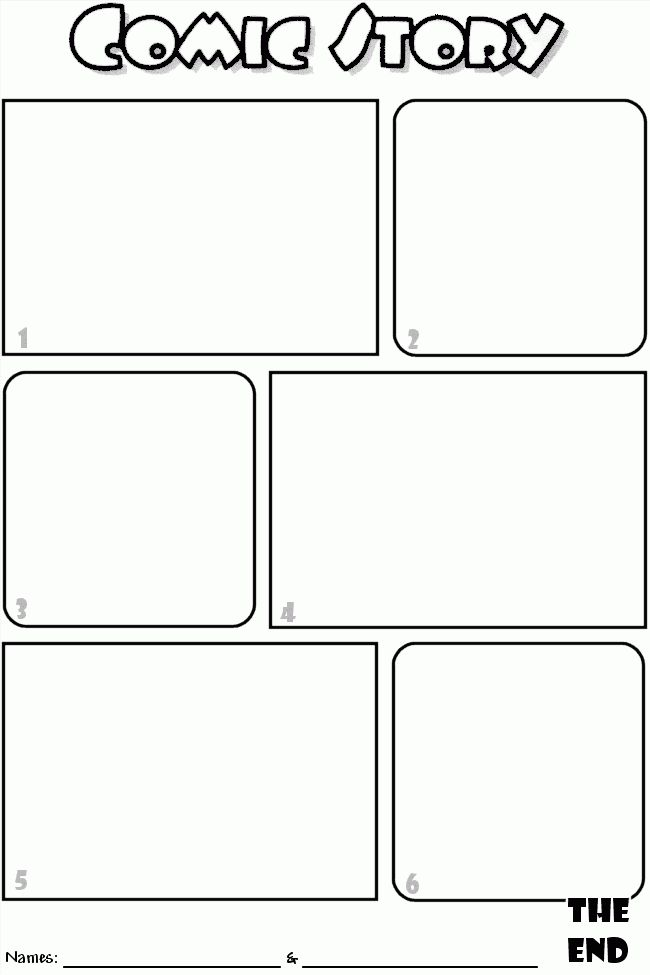 cartooning blanks | Here are a few ideas for you on working on ...