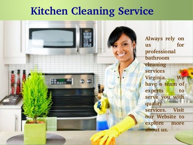 Affordable and Professional Home Cleaning Services in Springfiled, VA