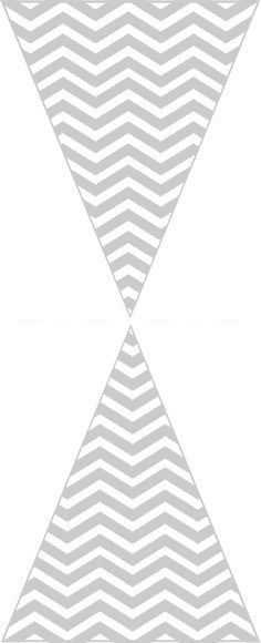 http://www.flairytales.com make your own pennant banner | Baby ...