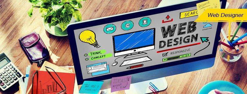 Web Designer - Web Design India - Responsive Web Design
