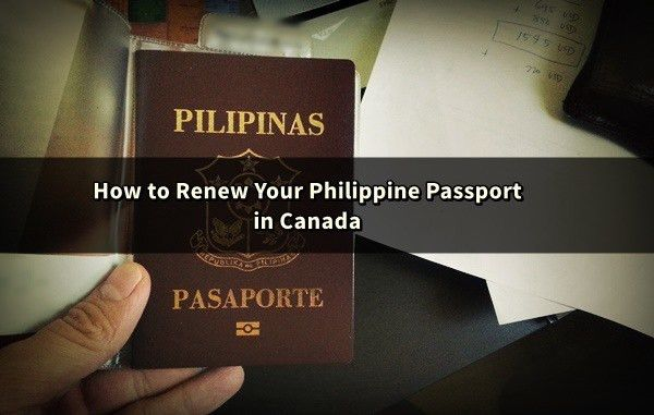 How to Renew Your Philippine Passport in Canada   Canada OFW