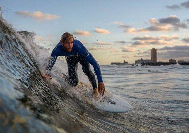 Hunter Rainis & Seacoast Clothing: A Surf Sponsorship is Born ...