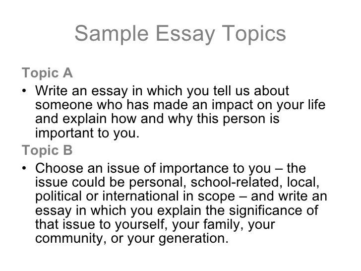 sample narrative essay topics essay fashion essay example good ...