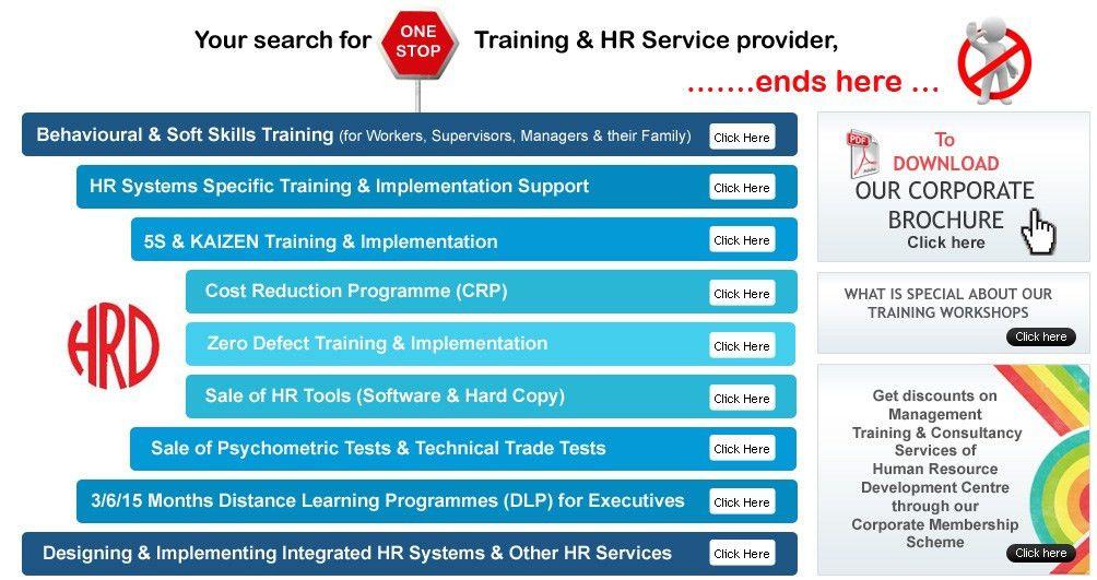 Soft Skills Training, Corporate Trainer, Workmen Training ...
