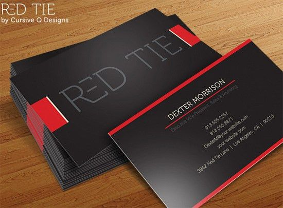 29 Great Free Business Card PSD Templates: The Ace up Your Sleeve ...