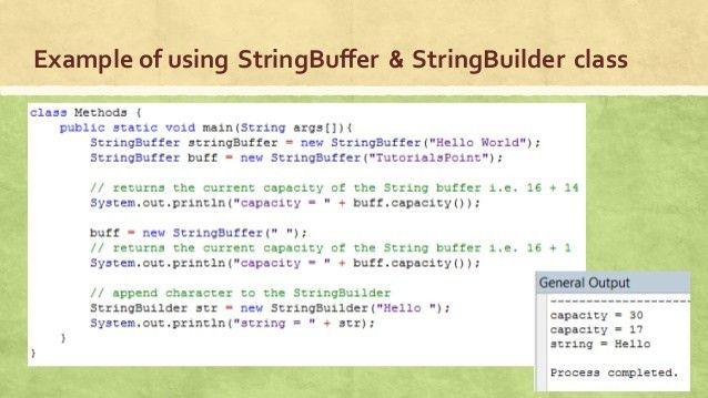 Java string handling