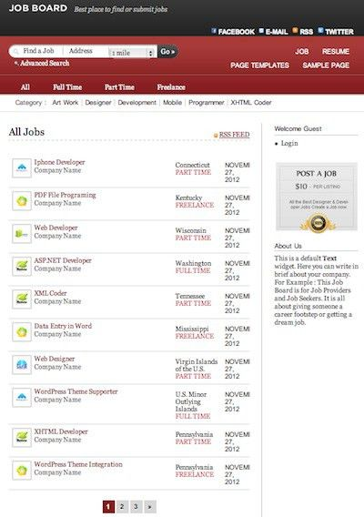 Make a Job Posting Website with Wordpress Job Board — WordPress ...
