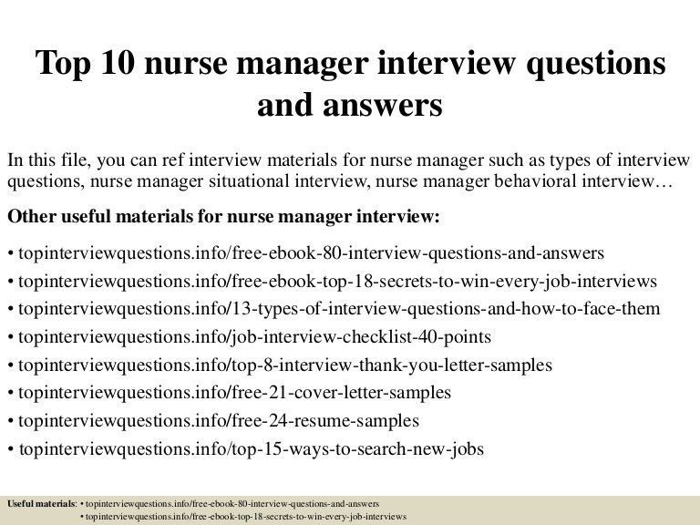 Sample Behavioral Interview Questions And Answers For It Job