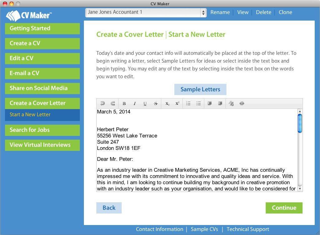 Resume Cover Letter Via Email - Mediafoxstudio.com