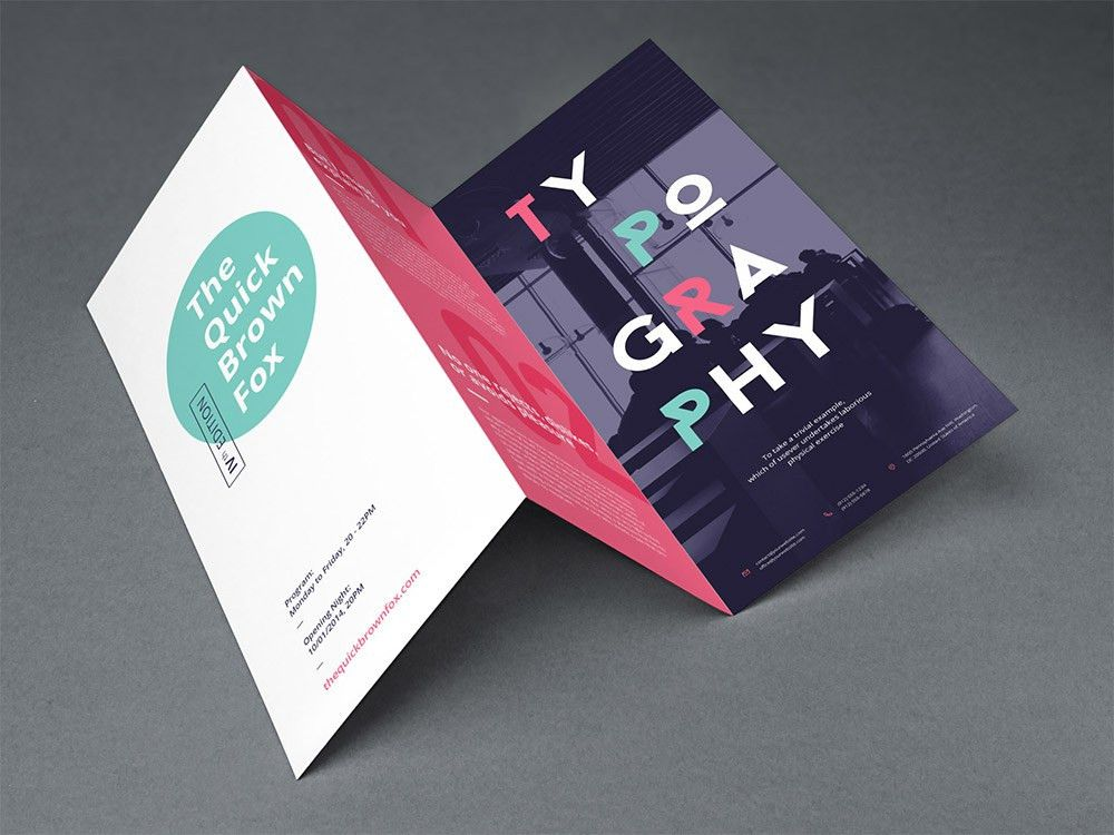 15 Free Brochure Templates For Designers To Have | Brochure ...
