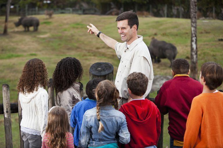 Careers With Animals: Zoo Wildlife Educator