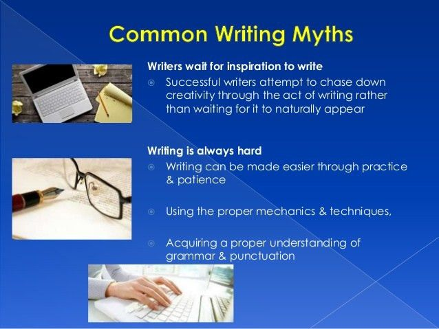 Effective report writing and presentation slides for school students