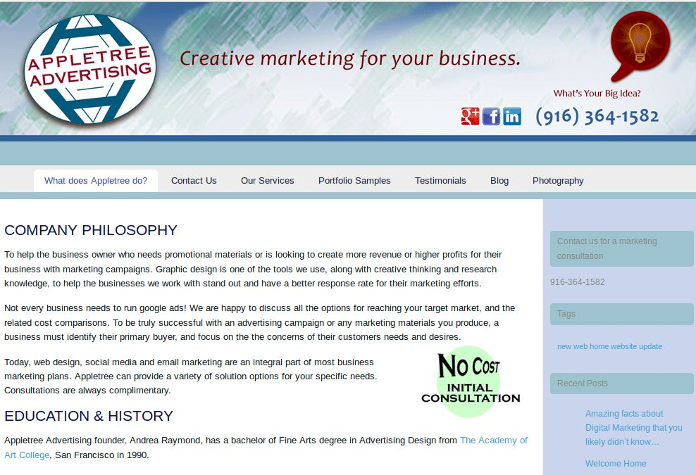 Advertising Agency Company Profile Writing Service | Company ...
