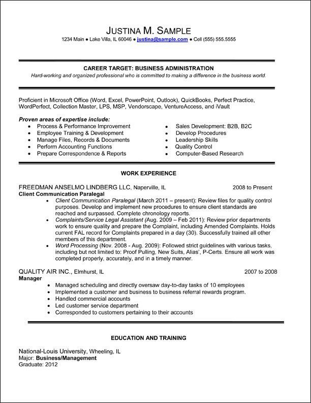 view sample resume resume cv cover letter view sample resumes ...