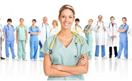 Qualified medical staff