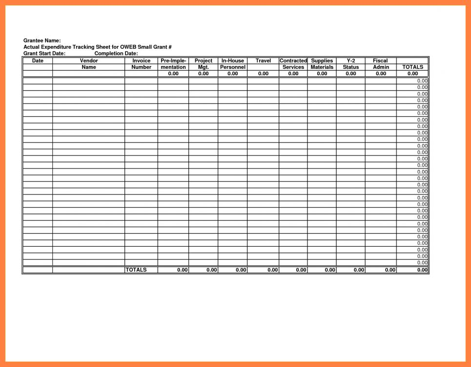 8+ microsoft office expense report template | Progress Report