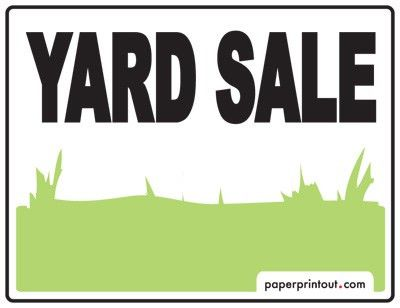 3 Best Images of Yard Sale Flyer Template Word - Yard Sale Flyer ...