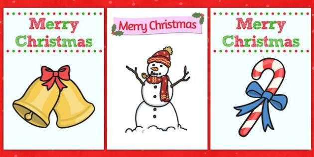 Christmas Card Templates - Christmas, xmas, card template, card