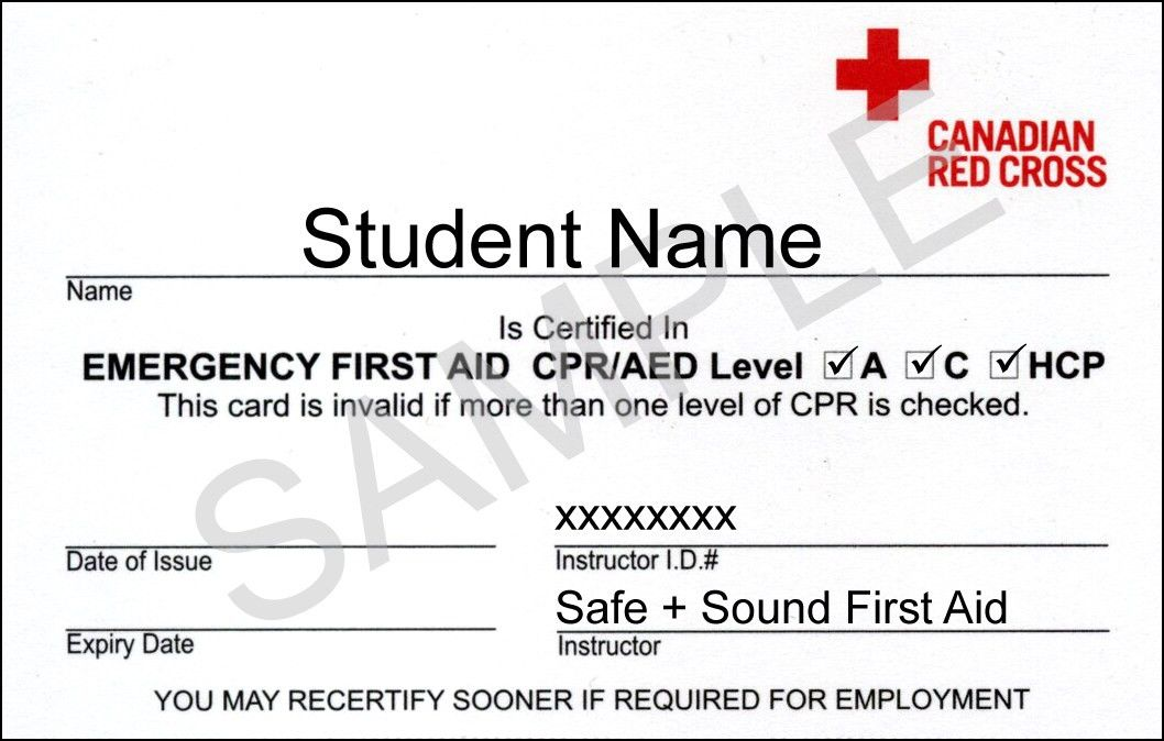 Cpr Certifications Online Gallery Certificate Design Template Free