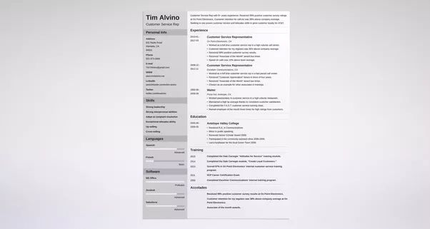 ☆ Is a 3-page Resume Too Long? I Have Had 5 Jobs Relevant to My ...