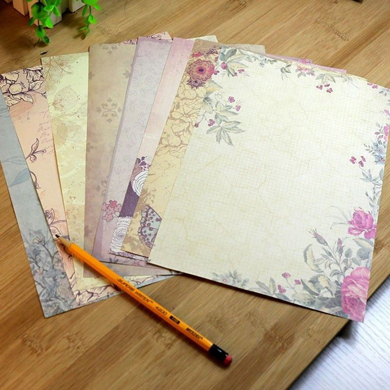 Online Buy Wholesale designer writing paper from China designer ...