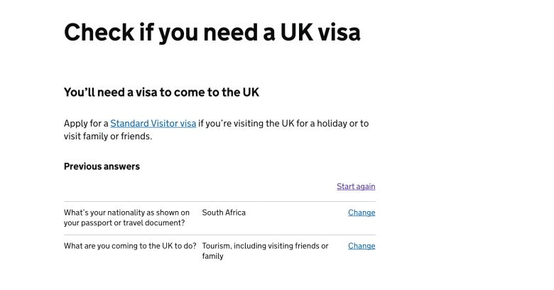 UK Visa Requirements Updated - Travelstart Blog