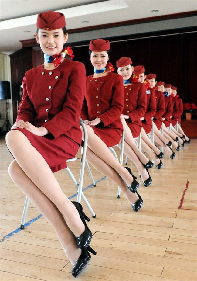 Chinese airline refuses air hostess job applicants because they ...