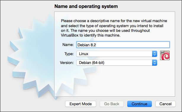 Installing Debian Linux in a VirtualBox Virtual Machine | Open ...
