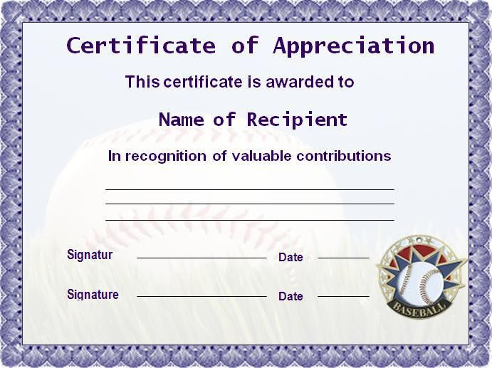 Free New Printable Certificates | Certificate Templates