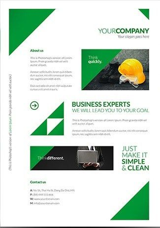 25 Free Business Flyer Templates To Suit Your Business Needs ...