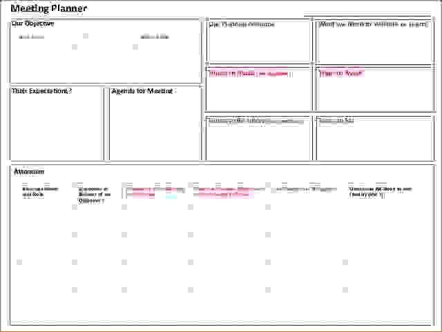 13 Meeting Planner TemplateAgenda Template Sample | Agenda ...