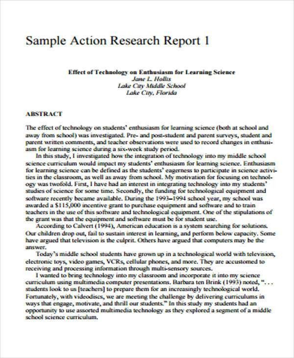 Sample Research Report. Research Paper Essay Format Outline Format ...