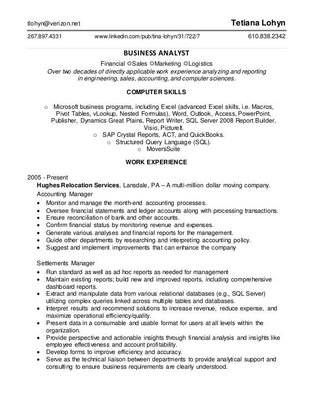 hris analyst resume adviser business analyst resume samples - Hris Analyst Resume