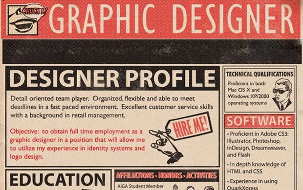 Graphic Design resume examples | Photography, graphic design, web ...