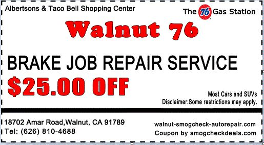 Auto Repair Coupons | Free Performance Inspection