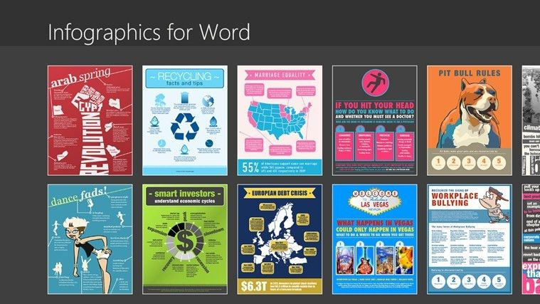 Infographic Ideas » Publisher Infographic Template Free - Best ...